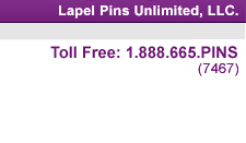 Lapel Pins and Buttons Unlimited Campaign